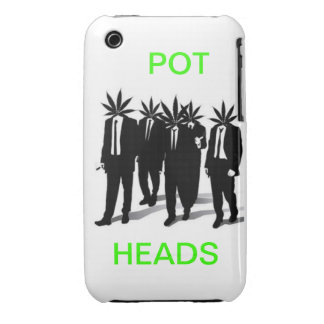 WEED Case-Mate iPhone 3 CASE