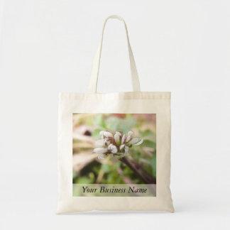 Weed Flower - Bittercress Tote Bag