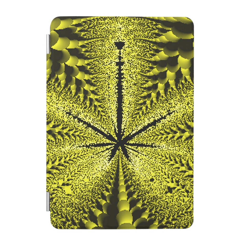 Weed iPad Mini Cover