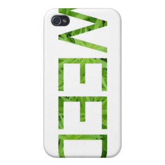 """""""WEED"""" iPhone Case"""