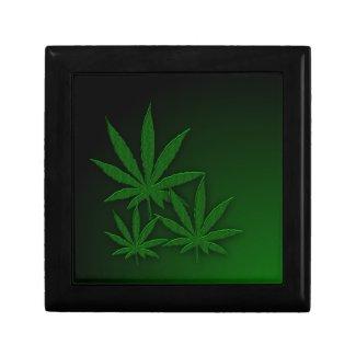 Weed Jewelry Box