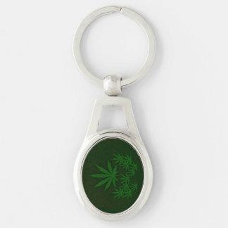 Weed Keychain
