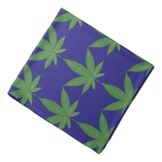 Weed Leaf Bandana