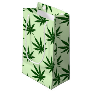 Weed Leaf Small Gift Bag