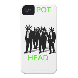 WEED MAN iPhone 4 Case-Mate CASE