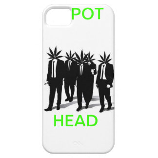 WEED MAN iPhone SE/5/5s CASE