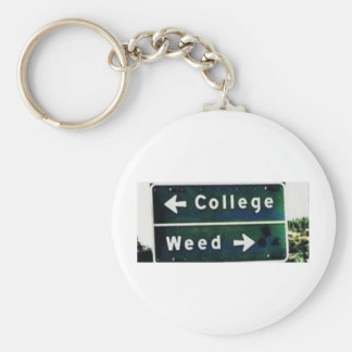 Weed or key chain