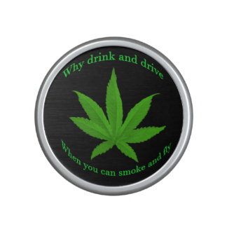 Weed quote speaker