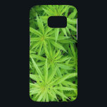 "Weed Samsung Galaxy S7 Barely There Case<br><div class=""desc"">WEED  Can you identify this plant? Hint: it's not crabgrass.</div>"