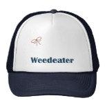 Weedeater Reminders Trucker Hats