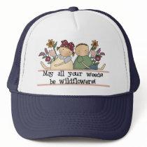 Weeds Be Wildflowers Trucker Hat