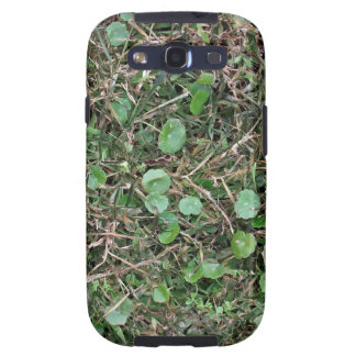 Weeds in Grass Field Samsung Galaxy S3 Cover