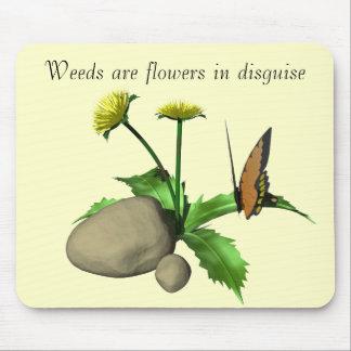 """Weeds""  Mousepad"