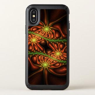 Weeds Speck iPhone X Case