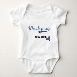 Weedsport New York City Classic T Shirt