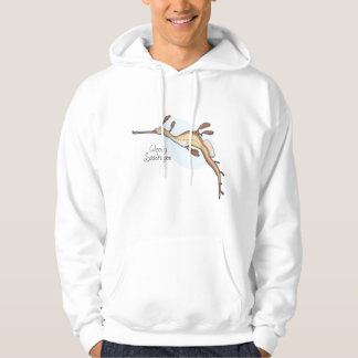 Weedy Seadragon Hooded Sweatshirt