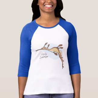 Weedy Seadragon Ladies T-Shirt