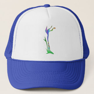 Weedy Trucker Hat