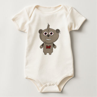 WeeEddy The Teddy Baby Creeper