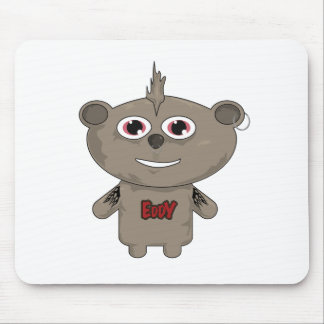 WeeEddy The Teddy Mouse Pad