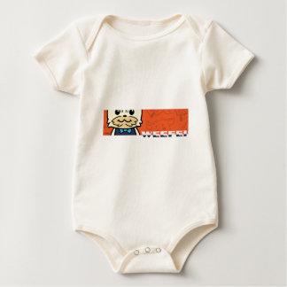 WEEFEI™ BANNER BABY BODYSUIT