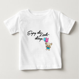 WEEFEI™ ENJOY THE LITTLE THINGS BABY T-Shirt