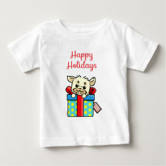 WEEFEI™ HAPPY HOLIDAYS BABY T-Shirt