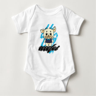 WEEFEI™ MAZE BABY BODYSUIT