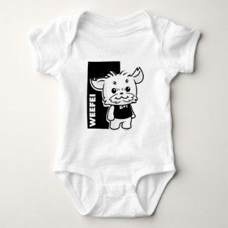WEEFEI™ MONOCHROME BABY BODYSUIT