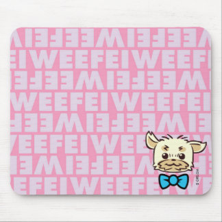 WEEFEI™ PATTERN 2 MOUSE PAD