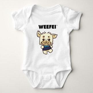 WEEFEI™ POSE BABY BODYSUIT