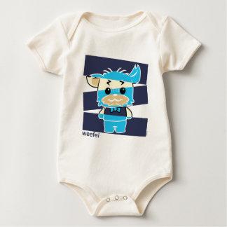 WEEFEI™ X-RAY BABY BODYSUIT