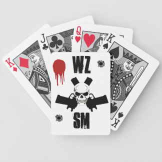 Weehawken Zombie Survival Militia Playing Cards