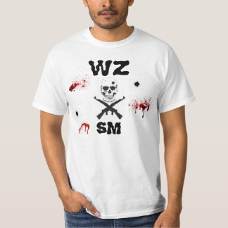 Weehawken zombie Survival Militia t shirt