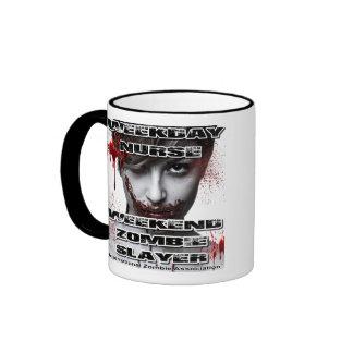 Weekday Nurse Ringer Mug