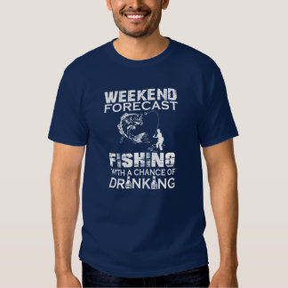 WEEKEND FORECAST FISHING SHIRT