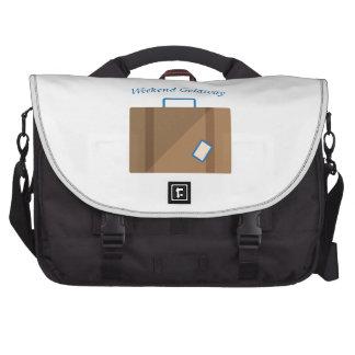 Weekend Getaway Laptop Commuter Bag