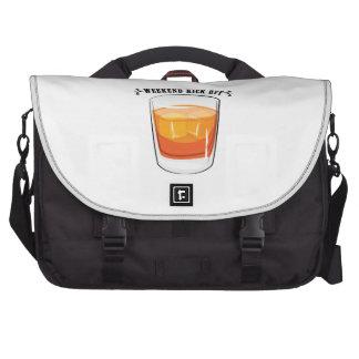 Weekend Kick Off Commuter Bag