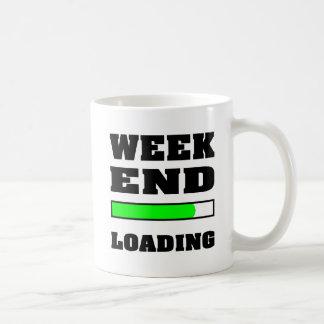 Weekend Loading Coffee Mug