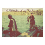 Weekend of Fishing Announcement