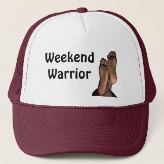 Weekend Warrior Funny Hat