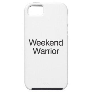 weekend warrior iPhone SE/5/5s case