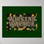 Weekend Warrior Poster