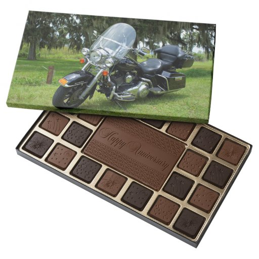 Harley Davidson Personalized Box of Chocolates  sc 1 st  Motorcycle Everything : harley davidson personalized gifts - medton.org