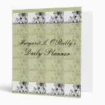 Weekly or Daily Planner w/Matching Pages 3 Ring Binders