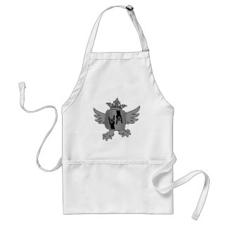 WeeMad Code of arms Adult Apron