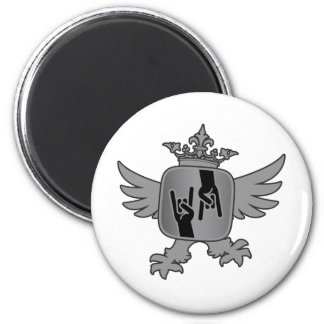WeeMad Code of arms Magnet