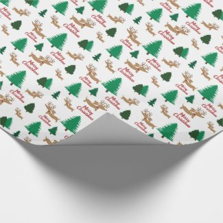 Weendeer Dachshund Gift Wrap Wrapping Paper Doxie