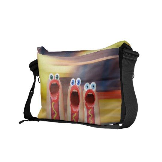 Weenie People Courier Bag