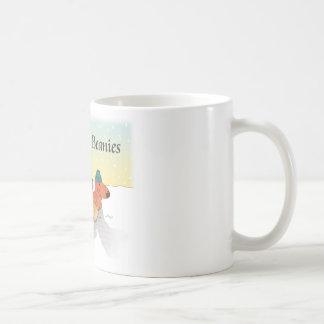 Weenies in Beanies Classic White Coffee Mug